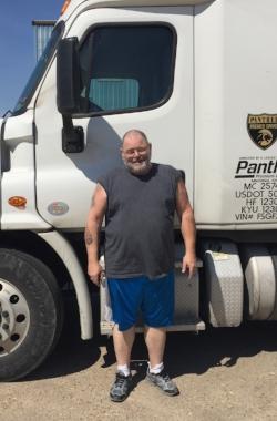 Tempus driver Mike R.