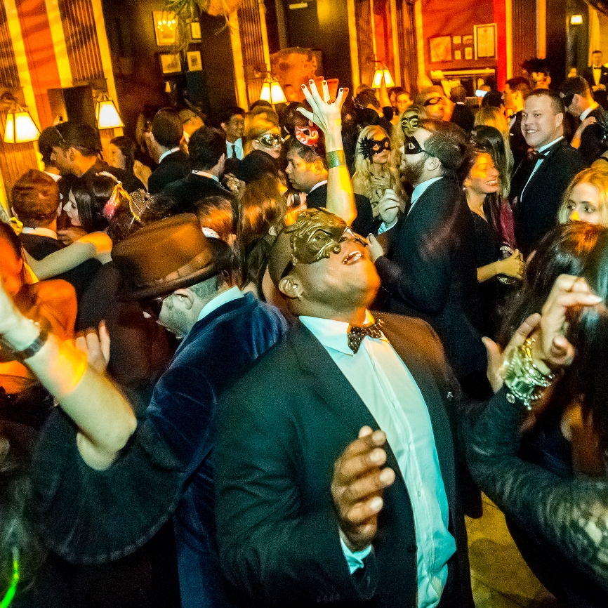 The NoMad Masquerade Ball