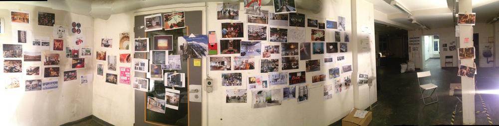 Bildrecherche und Bildersammlung –von und für dieTeilnehmerderCo-Creation Sessions.