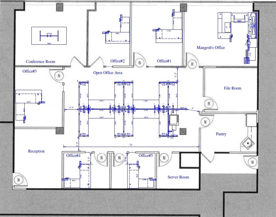 SGTI Office Design