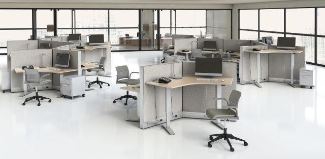 Office Workstation Design