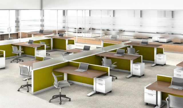 Call Center Furniture Design