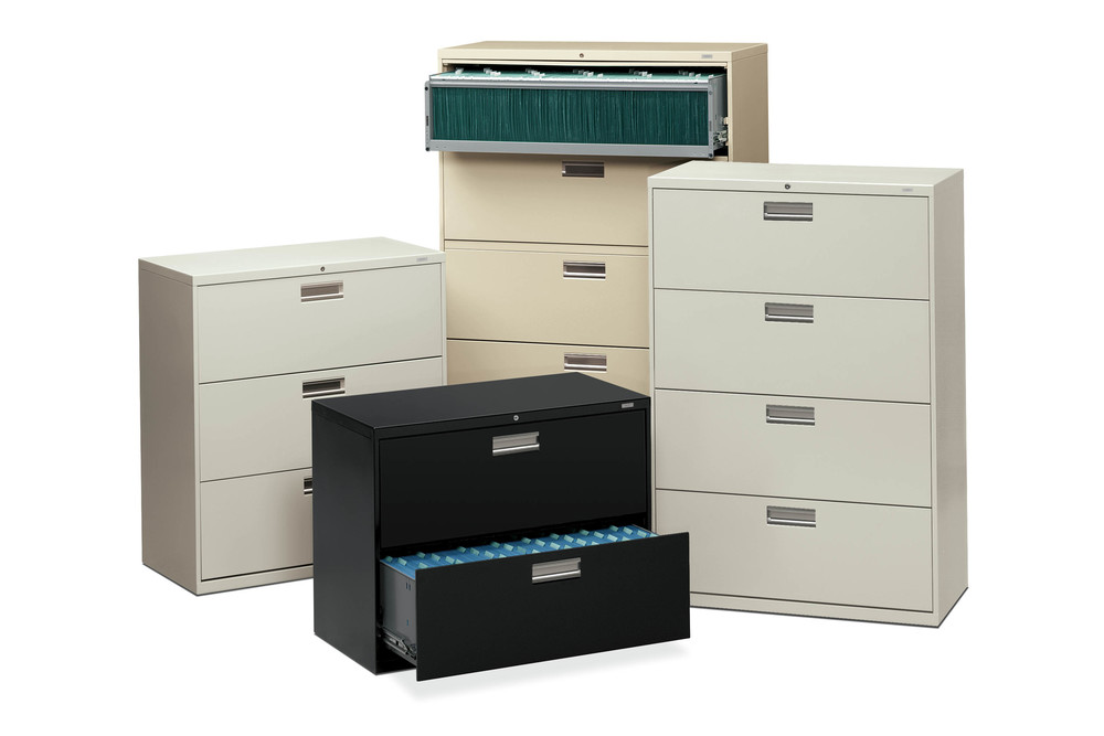 Lateral File Storage