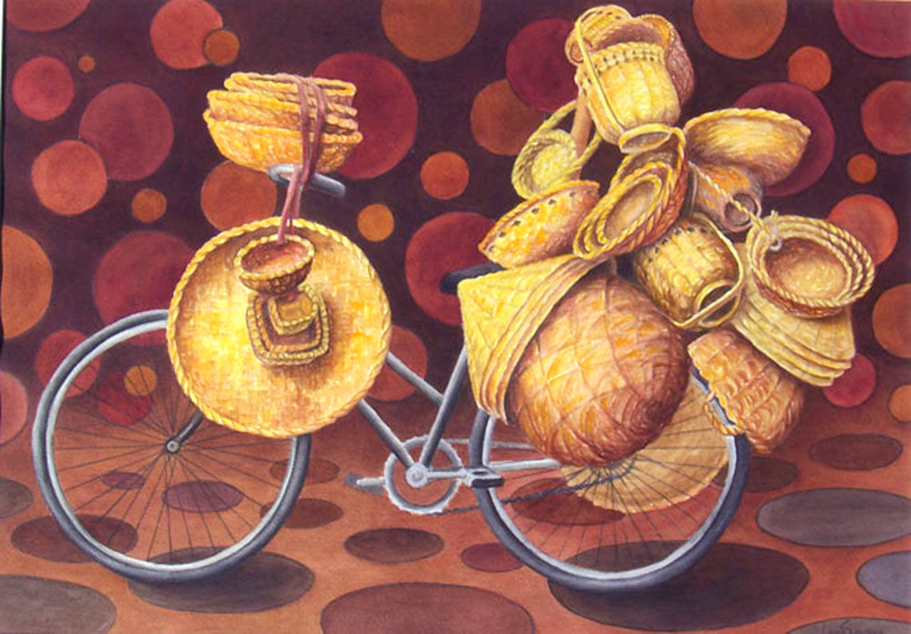 Bicycle-Baskets