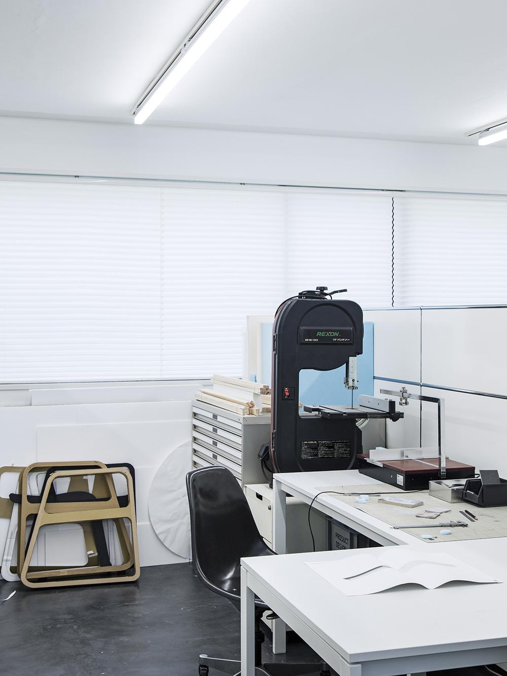 PRODUCT DESIGN CENTER / Work shop