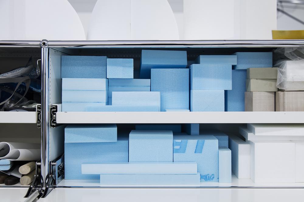 Materials (Styrofoam)