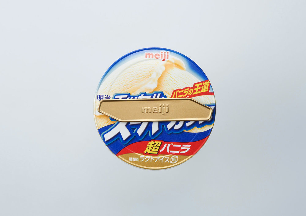 Spoon for Meiji Essel Super Cup / 明治エッセルスーパーカップスプーン / 21_21 DESIGN SIGHT / 2016