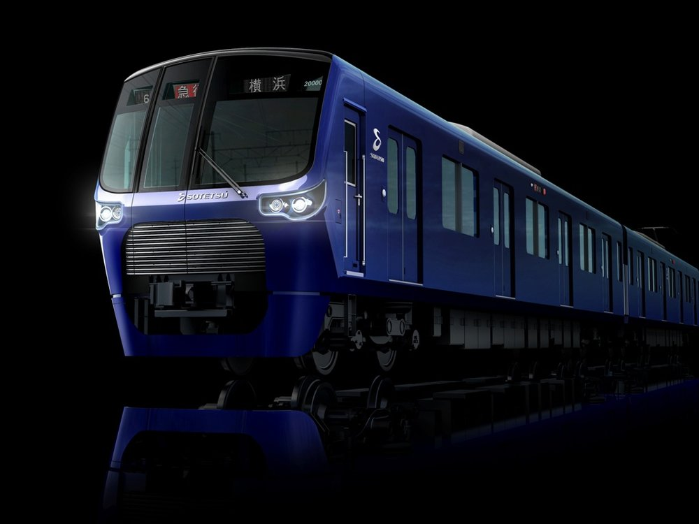 20000 Series Rail Car Redesign -
