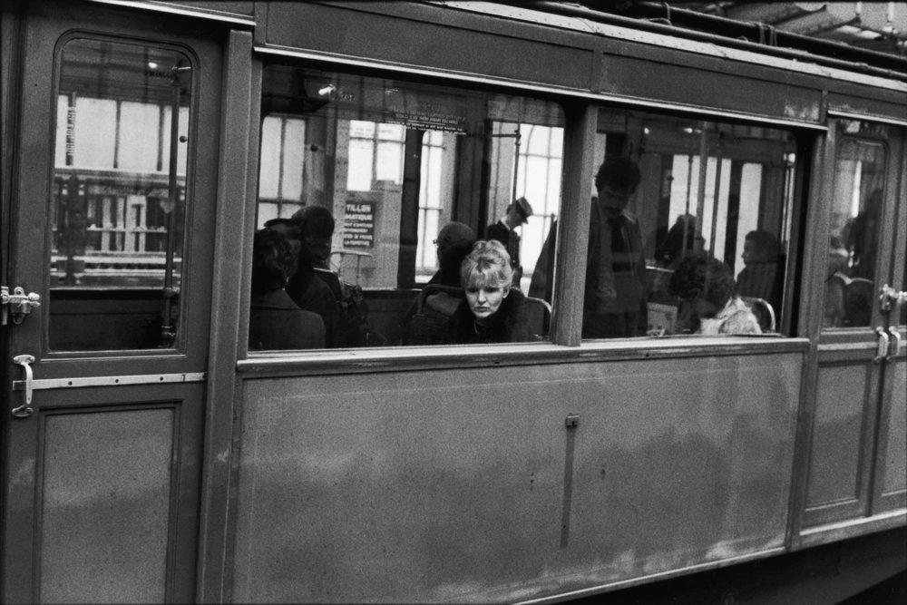 "Métro, the north of Paris, 1978-1984<span class=""photo-essays-link""><span class=""separator"">・</span><a href=""/photo-essays"">Photo-essays</a></span>"