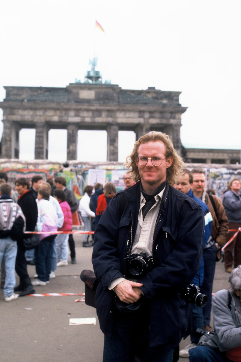 "Berlin Wall, 1989<span class=""photo-essays-link""><span class=""separator"">・</span><a href=""/photo-essays"">Photo-essays</a></span>"