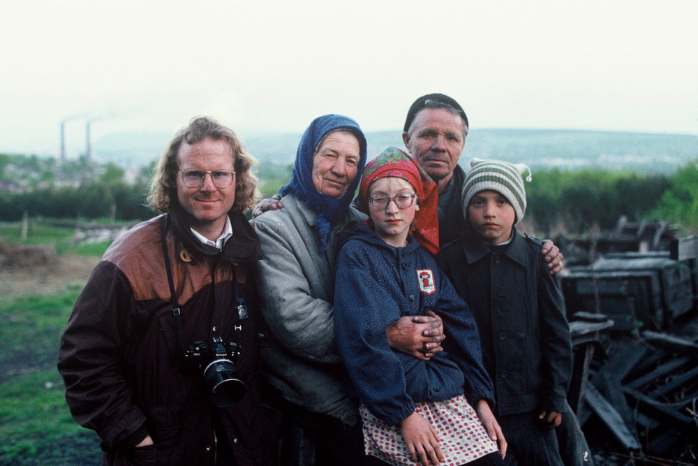 "Siberia, Russia, 1991<span class=""photo-essays-link""><span class=""separator"">・</span><a href=""/photo-essays"">Photo-essays</a></span>"