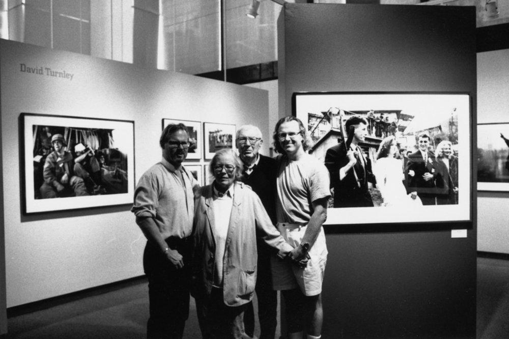 """In Times of War and Peace"" ICP exhibit. 1996.<span class=""photo-essays-link""><span class=""separator"">・</span><a href=""/photo-essays"">Photo-essays</a></span>"