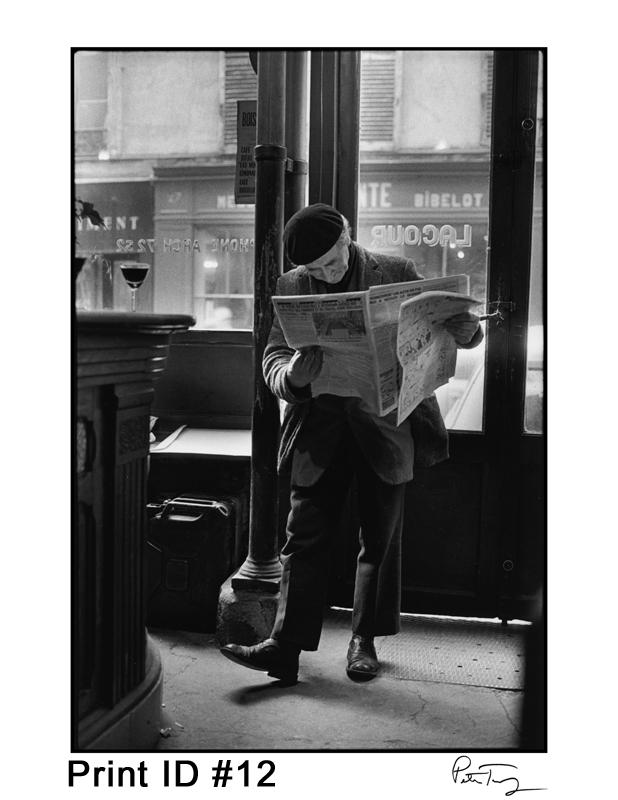 Print ID #12 - Paris, 1976