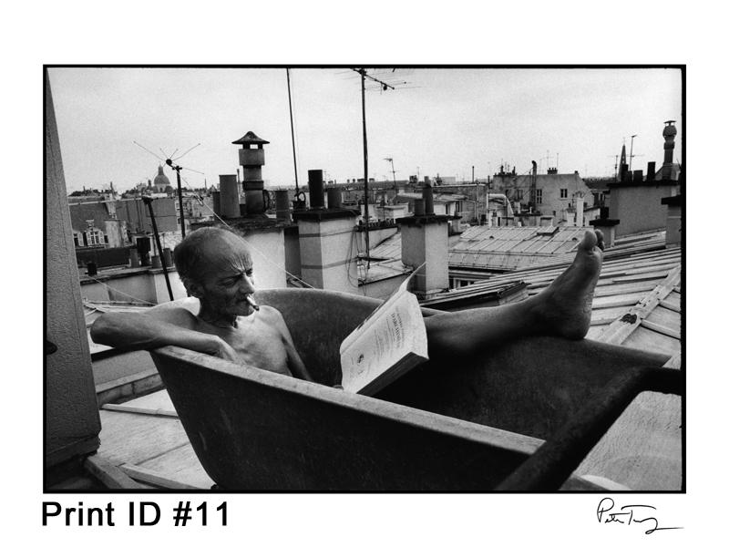 Print ID # 11 - Paris, 1999