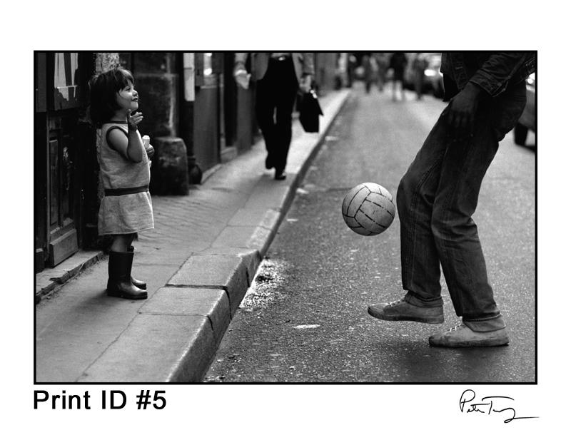 Print ID #5 - Paris, 1984