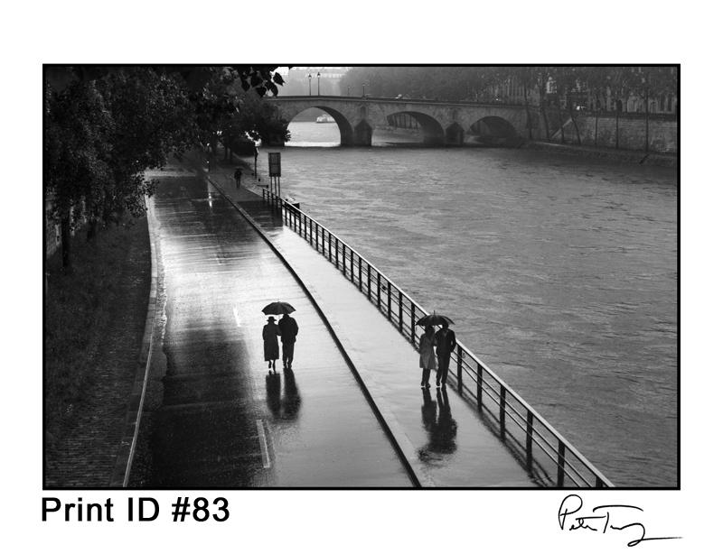 Print ID# 83 - Paris, 2013