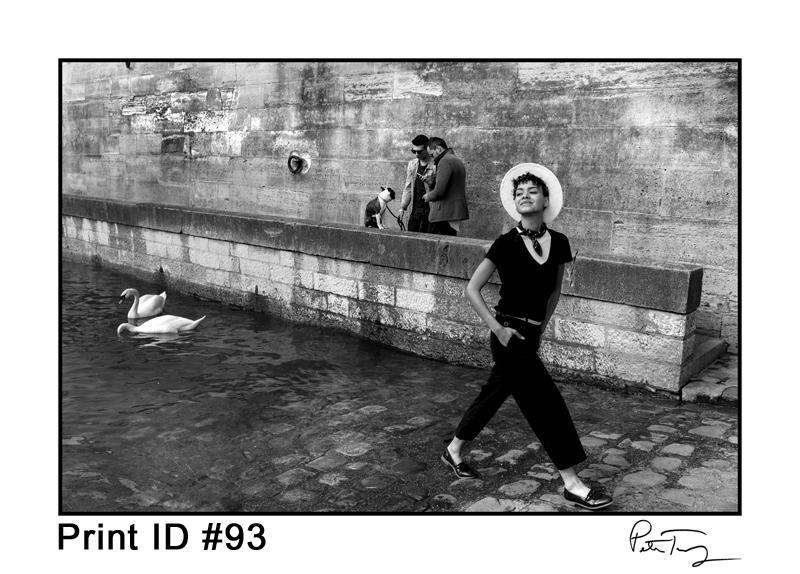 Print ID# 93 - Paris, 2013