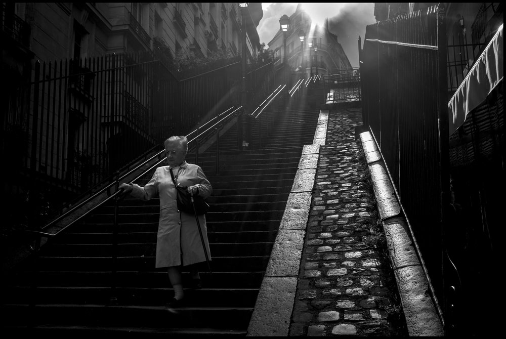 © Peter Turnley