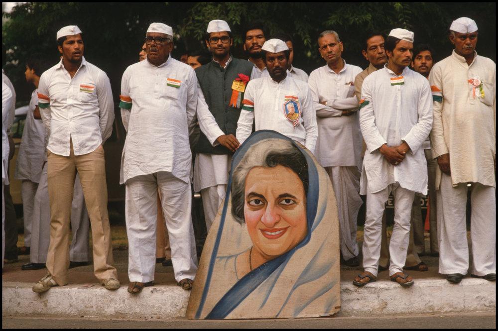 ca. 1986, India --- India