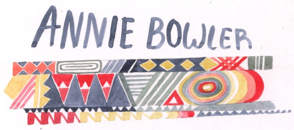 Annie Bowler Art & Illustration