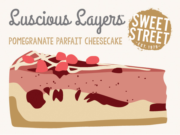 Sweet Street: Luscious Layers™ Materials