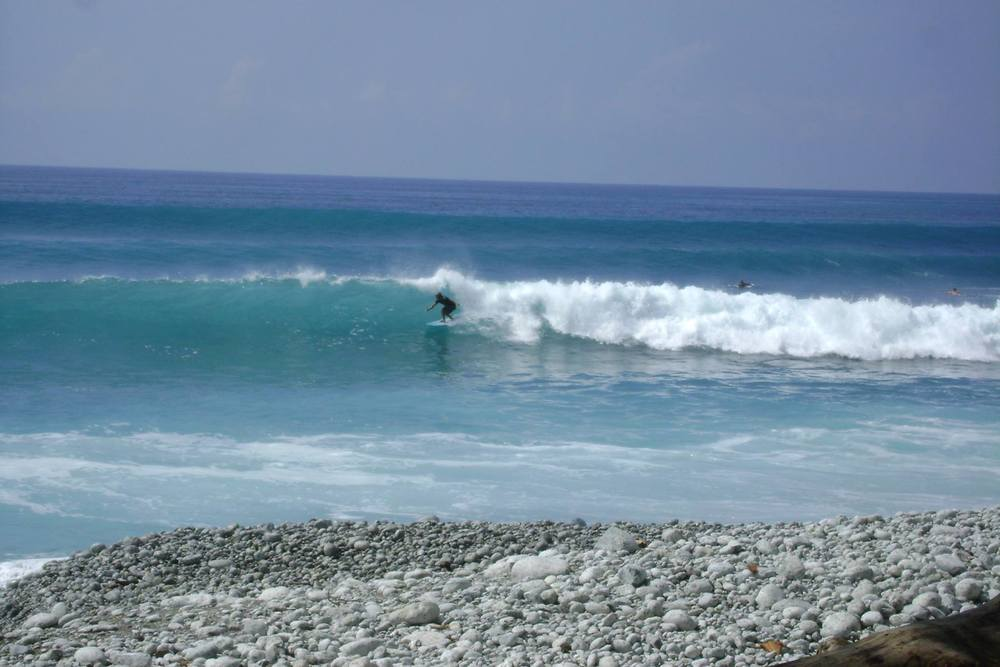 ..High Tide fun ones..... — at Cabo Matapalo Costa Rica..jpg