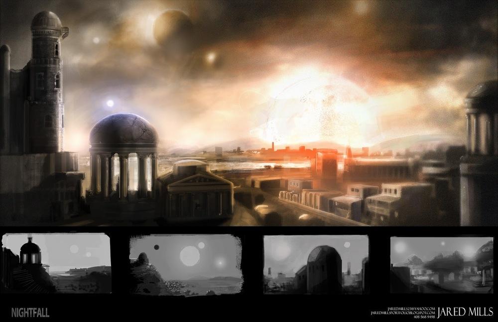 Nightfall - Isaac Asimov