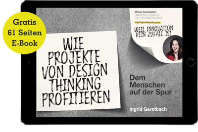 Gratis E-Book Design Thinking