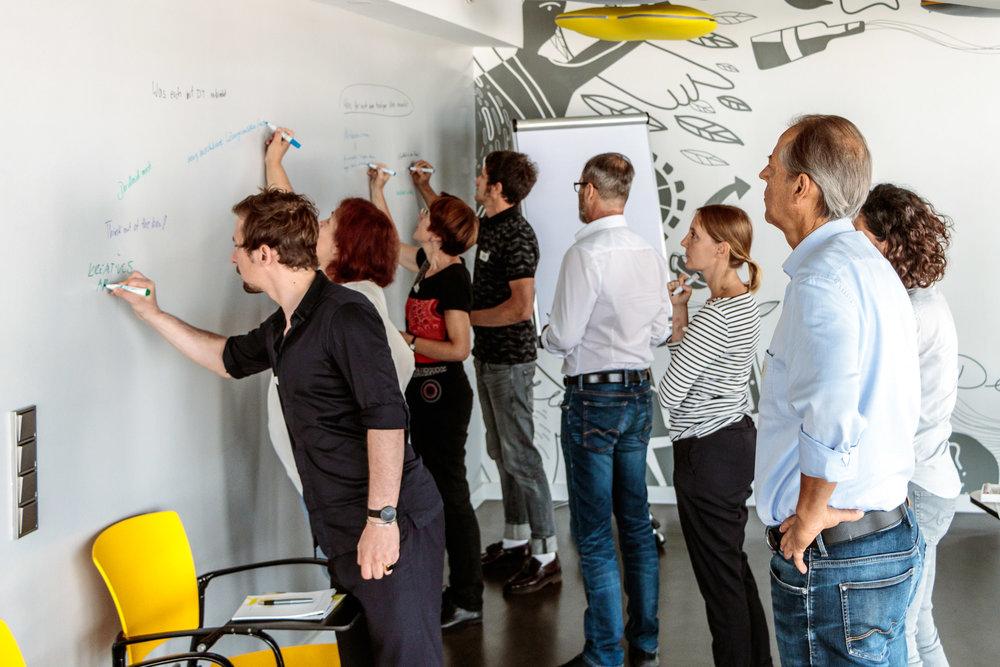 Design Thinking Master - Die Expertenausbildung - 8 Tage