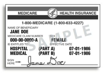 New Medicare Card Project Special Open Door Forum — March 20