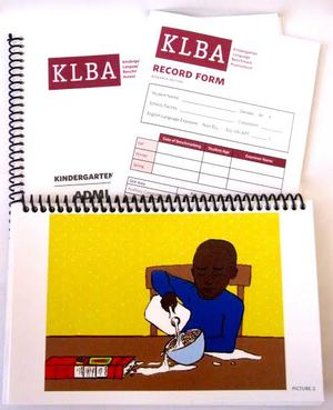 KLBA: The 4 Minute RTI for Language Solution