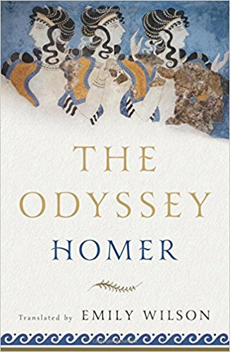"""now available - """"Emily Wilson has produced a clear, vigorous, sensitive Odyssey that conveys both the grand scale and the individual pathos of this foundational story. This is the most accessible, and yet accurate, translation of Homer's masterwork that I have ever read.""""- Susan Wise Bauer, author of The History of the Ancient WorldNow available."""