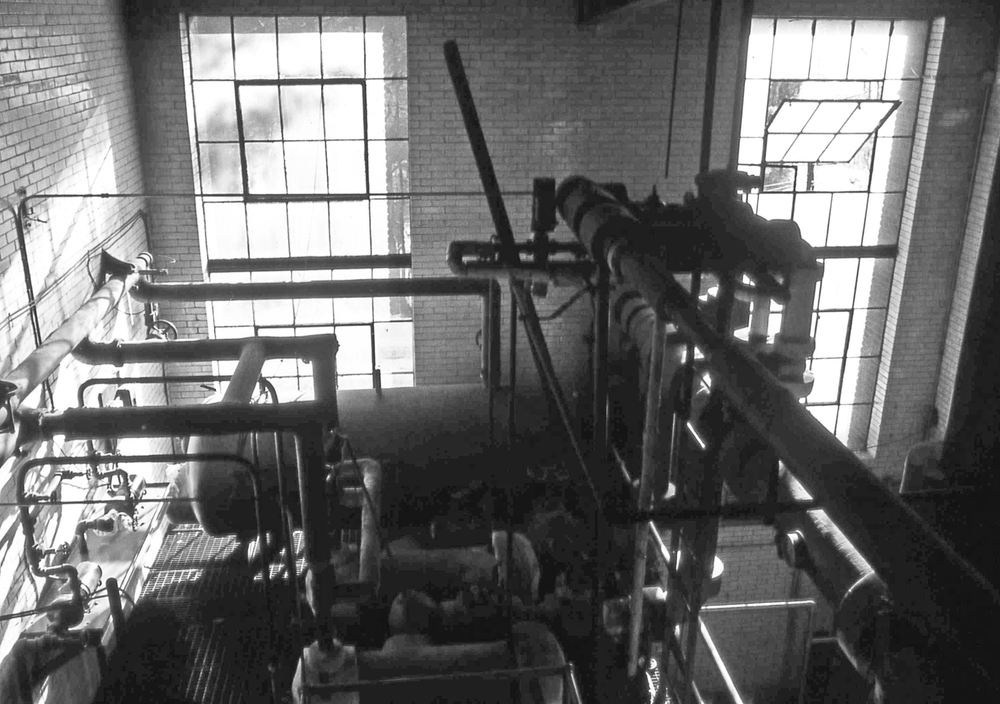 Interior of the Power Plant