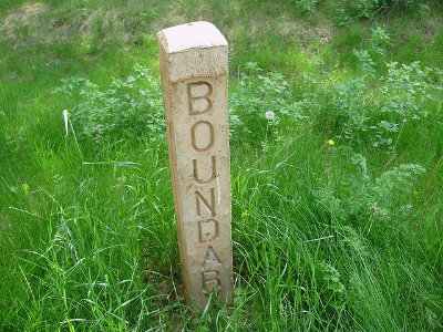 Boundary by  Joshua Hilgart-Roy  under  C  C BY-NC