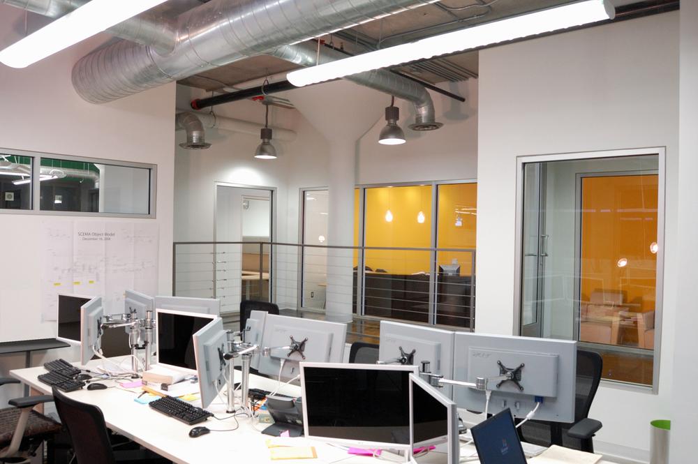 Tech offices u deco studio