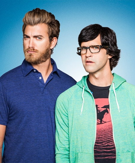 Rhett and Link, from Collective Digital Studio