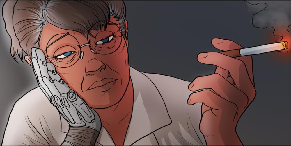 Dr. Abigail Omega