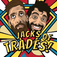 Listen for a review of Dark Matters from Jacks of Trades!