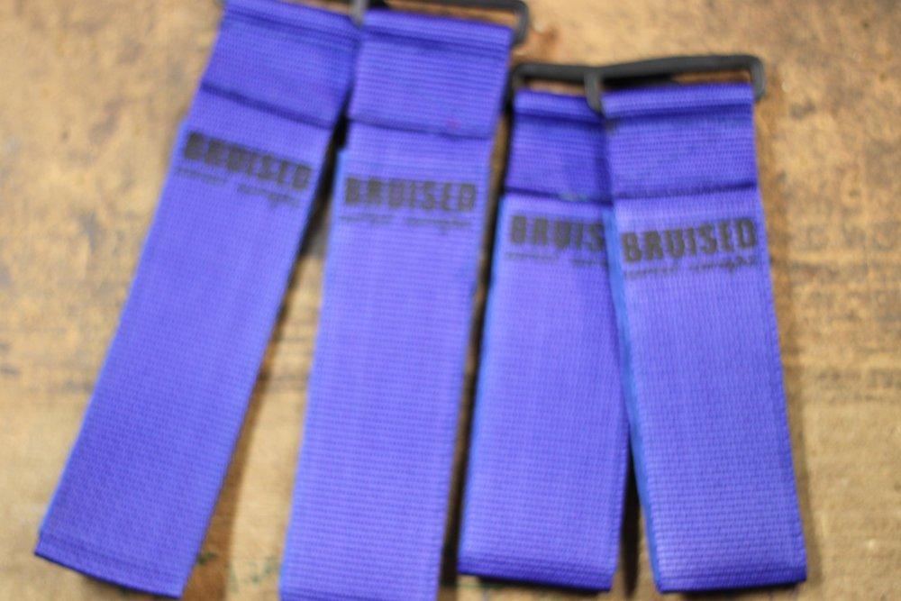 Indigo Blue Wrist Wrap