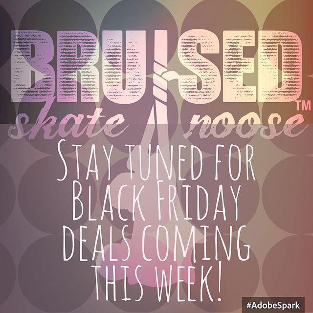 bruisedsn.com Etsy.com/shop/BruisedSkateNooses