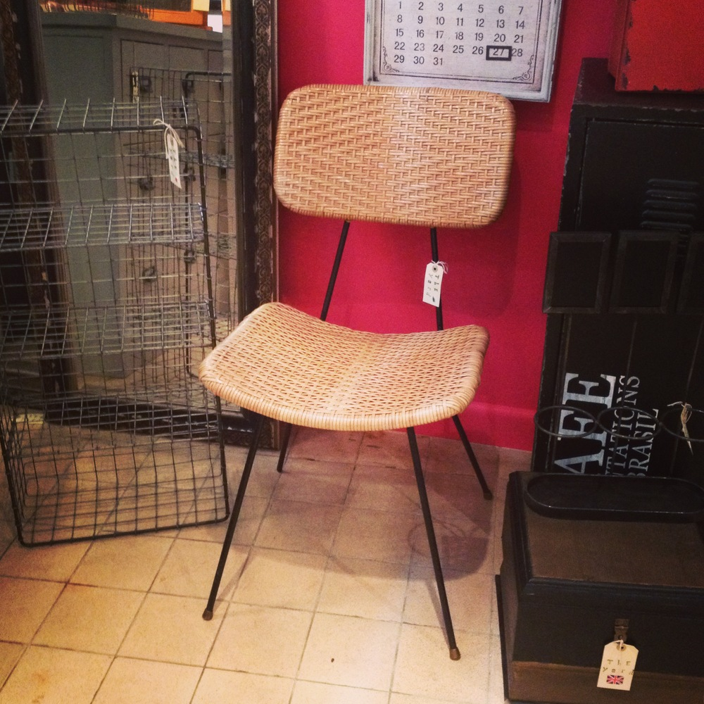 retro 60s chair