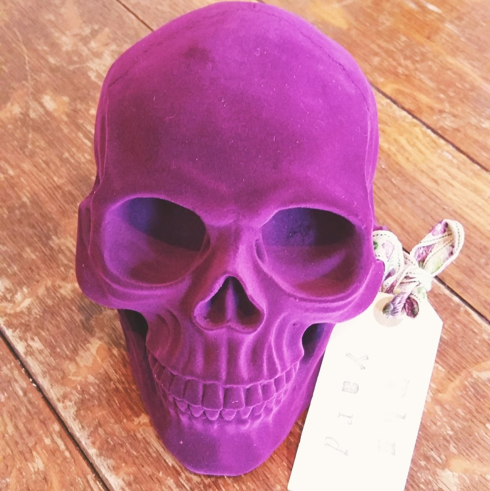 Yorick money box
