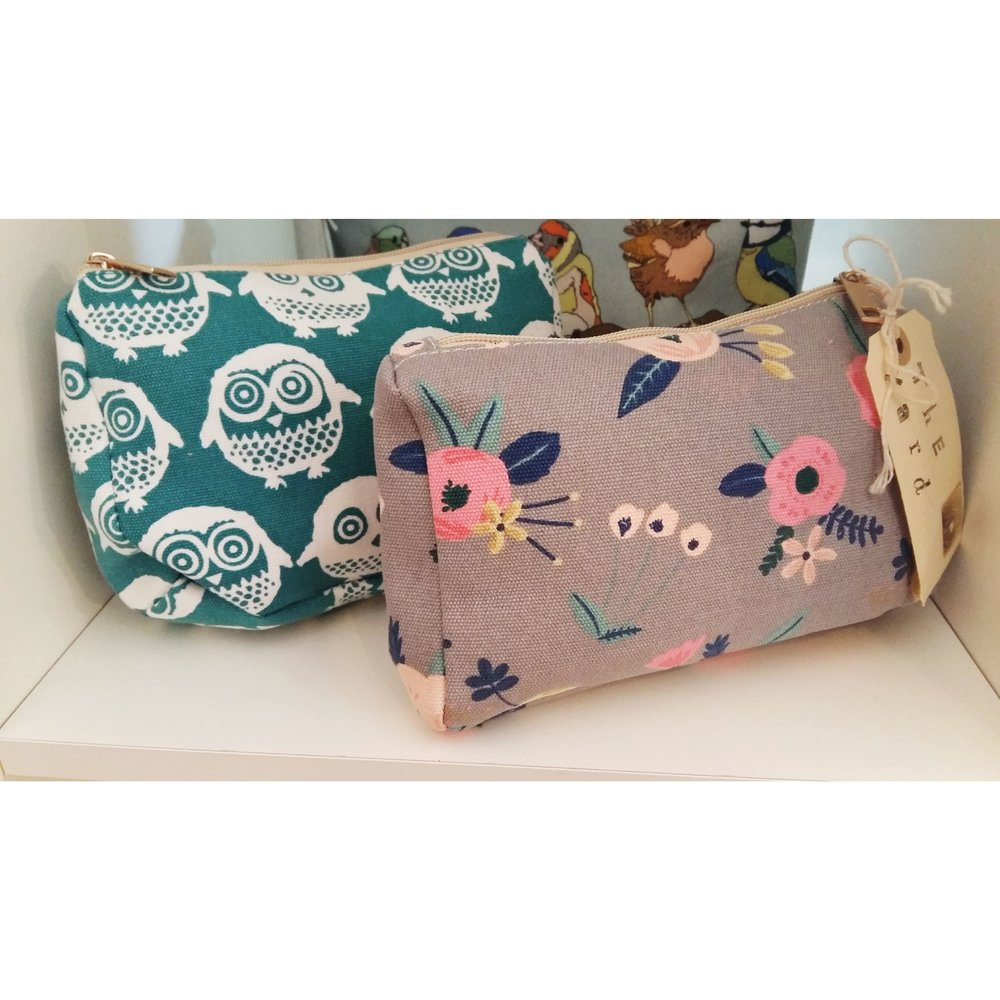 Make up bags at £6.00 each