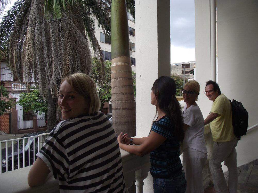 Artist Residency, Lugar a Dudas, Cali, Colombia, South America