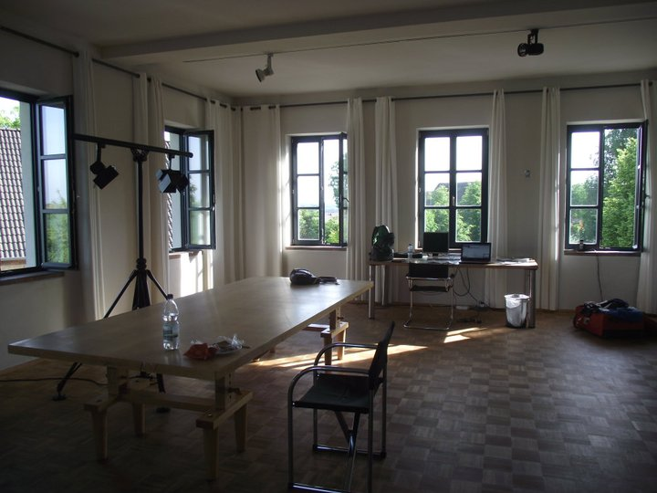 Artist Residency, Studios International Residency, Grimma, Germany