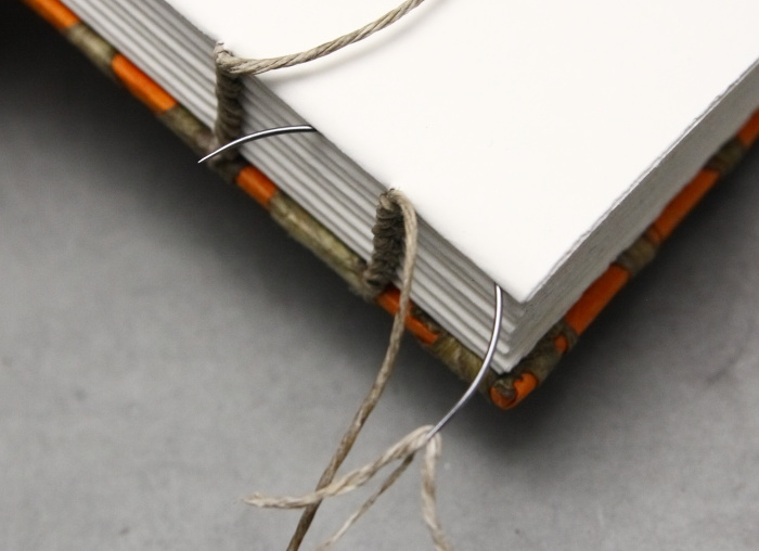 Designed for Beginners - But all skill levels are welcome. If you can sew a button to a shirt, you can make a book! This class has been designed to teach you the basics of bookbinding (and then some). It's been taught many places over several years to a variety of ages and skill levels.