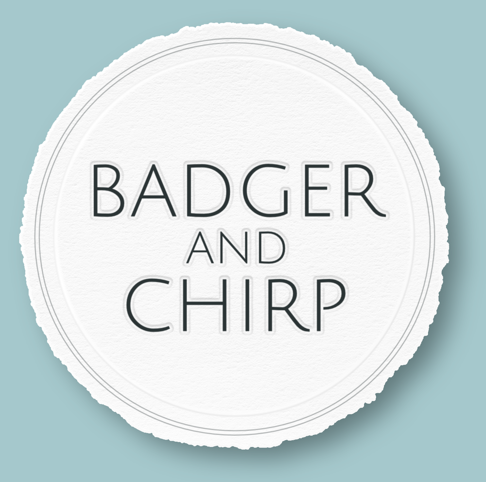 Logo, Badger and Chirp—use when displays large.png