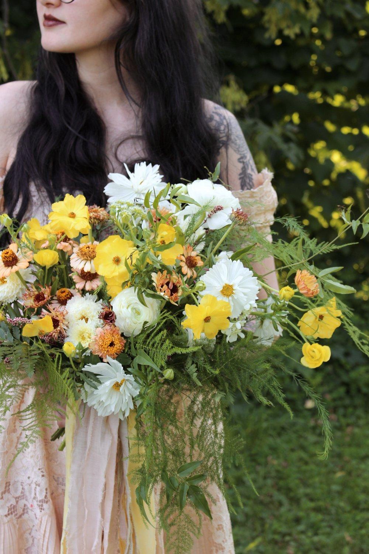 coming soon! sweet summer bridal