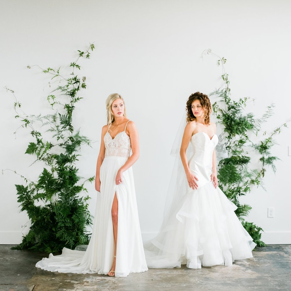 simply bare bridal | central mn brides magazine