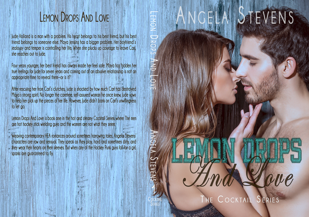 Revealing the soon to be released new Lemon Drops And Love cover as the Cocktail Series undergoes a face lift.